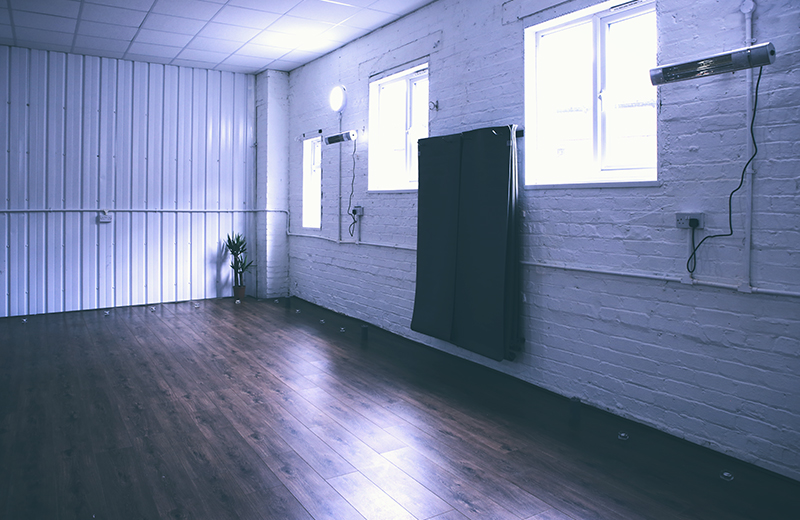Yoga Studio and dojo Birmingham